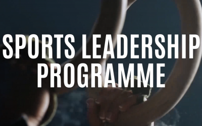 WE ARE BACK – The Sports Leadership Programme official relaunch